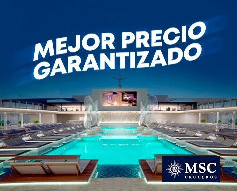 MSC PROMOCIONES Y DESCUENTOS